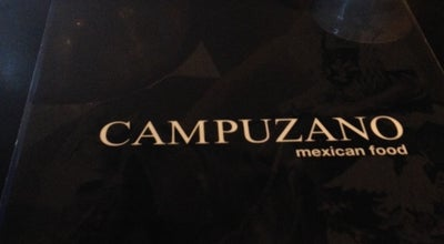 Photo of Mexican Restaurant Campuzano at 2167 N Highway 77, Waxahachie, TX 75165, United States