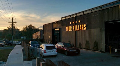 Photo of Distillery Four Pillars Distillery at 2a Lilydale Road, Healesville, Vi 3777, Australia