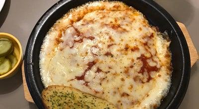 Photo of Pizza Place 이재모피자 at 중구 광복로2가 8-2, 부산광역시, South Korea