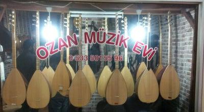 Photo of Music Venue Ozan Müzik Evi at Bayol Pasajı, Tekirdağ 59400, Turkey