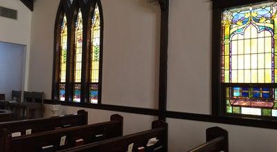 Photo of Church Trinity Episcopal Church at 9325 West St, Manassas, VA 20110, United States