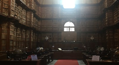 Photo of Library Biblioteca Angelica at Piazza Sant'agostino, 8, Roma 00186, Italy