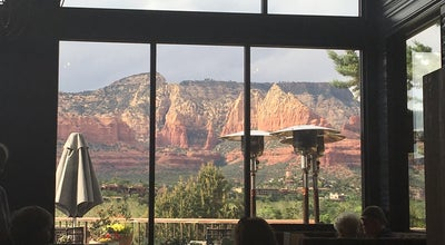 Photo of New American Restaurant The Hudson at 671 State Route 179, Sedona, AZ 86336, United States