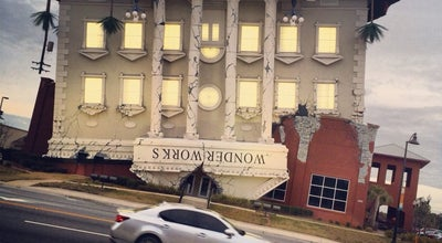 Photo of Theme Park WonderWorks at 9910 Front Beach Rd, Panama City Beach, FL 32407, United States