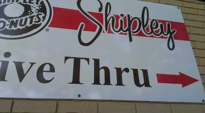 Photo of Donut Shop Shipley Do-Nuts at 5916 Dollarway Rd, Pine Bluff, AR 71602, United States