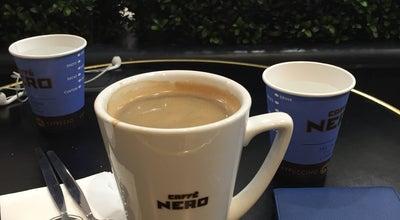 Photo of Coffee Shop Caffé Nero at Intu Braehead, Glasgow G51 4BN, United Kingdom