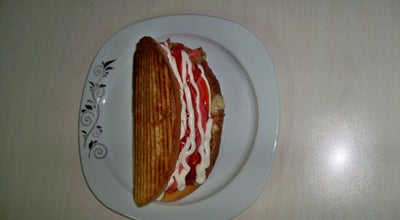 Photo of Sandwich Place Sürçam Tost Evi at Vehbibey Mahallesi Barbaros Caddesi No:10/2-3, Ayvalık, Turkey