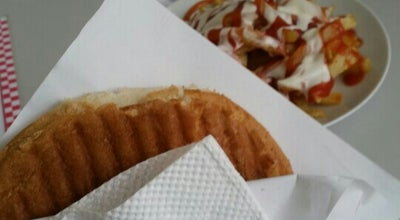 Photo of Burger Joint Sendvicara Royal / Сендвичара Ројал at Strasho Pindzur, Veles, Macedonia
