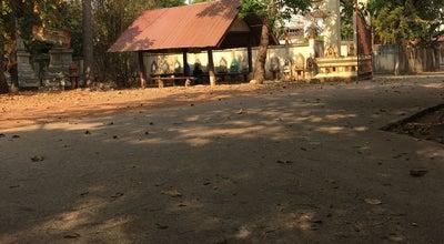 Photo of Temple วัดป่าอดุลยาราม at Nongwang, Thailand