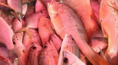 Photo of Fish Market Jalan Tengah Market at Malaysia