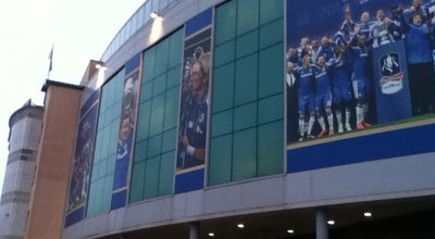 Photo of Soccer Stadium Stamford Bridge at Fulham Rd, Fulham SW6 1HS, United Kingdom