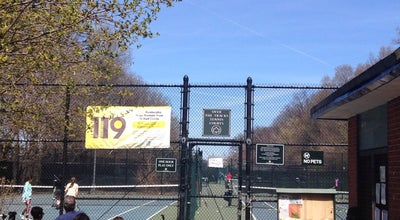 Photo of Tennis Court Tennis Courts at 119th St, New York, NY 10025, United States