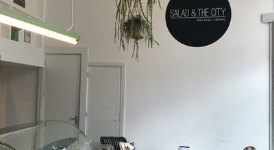Photo of Salad Place Salad & The City at Bilderdijkstraat 164, Amsterdam 1053 LC, Netherlands