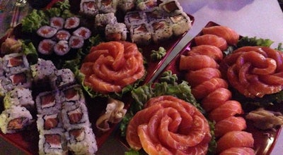 Photo of Japanese Restaurant Sushi 'n Roll at Rua Padre Antonio Vieira, 594, Joinville 89221-265, Brazil