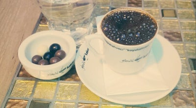 Photo of Coffee Shop Gönül Kahvesi at Kale Mahallesi G Blok 035a, Samsun, Turkey