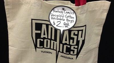 Photo of Comic Shop Fantasy Comics at 2595 N 1st Ave, Tucson, AZ 85719, United States