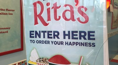 Photo of Ice Cream Shop Rita's Ice Custard at 501 N Industrial Blvd, Bedford, TX 76021, United States
