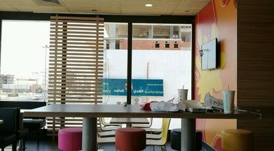 Photo of Burger Joint Macdonald's | ماكدونالدز at شارع الامير محمد بن عبدالعزيز, Madinah, Saudi Arabia