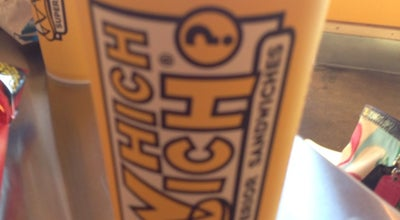 Photo of Sandwich Place Which Wich? Superior Sandwiches at 1699 Clifton Road, Atlanta, GA 30329, United States