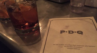 Photo of Lounge PDQ at 359 Sackett St, Brooklyn, NY 11231, United States