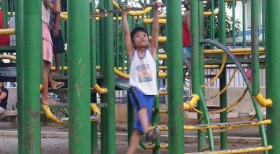 Photo of Playground N.S. Amoranto Playground at N.s. Amoranto Sr. Ave. (retiro), Quezon City, Philippines