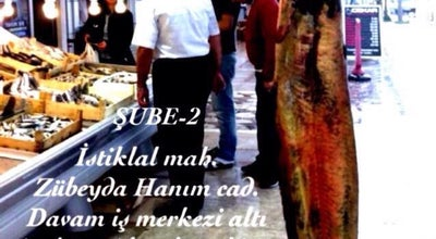 Photo of Fish Market Arap Balikcilik at Turkey