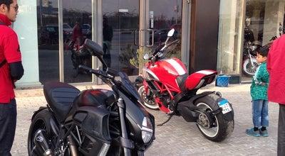 Photo of Motorcycle Shop Ducati-Mti at 16 Joseph Tito St.,, Cairo, Egypt