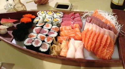 Photo of Sushi Restaurant Sushi Naka at R. Gonçalves Dias, 92, Belo Horizonte 30140-090, Brazil