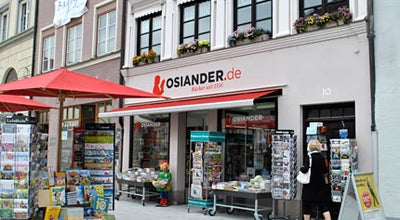 Photo of Bookstore OSIANDER at Hauptplatz 10, Landsberg am Lech 86899, Germany