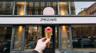 Photo of Ice Cream Shop Zmrzlinář at Slezská 15, Praha 2 12000, Czech Republic