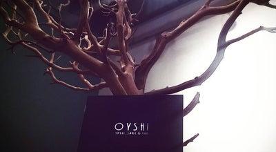 Photo of Sushi Restaurant Oyshi Sushi at 7293 W Sahara Ave, Las Vegas, NV 89117, United States