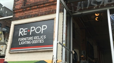 Photo of Furniture / Home Store Repop at 143 Roebling St, Brooklyn, NY 11211, United States