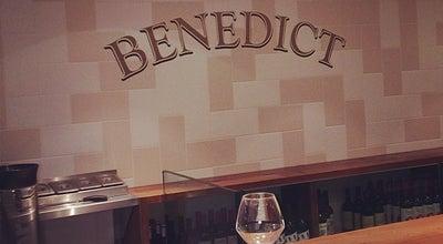 Photo of French Restaurant Benedict at 19 Rue Sainte-croix-de-la-bretonnerie, Paris 75004, France