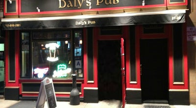 Photo of Pub Daly's Pub at 31-86 31st St, Astoria, NY 11106, United States