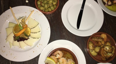 Photo of Spanish Restaurant Mea Culpa at Dortustr. 1, Potsdam, Germany