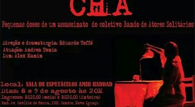 Photo of Theater Projeto F.A.M.A at Av. Getúlio Moura, Nova Iguaçu, Brazil