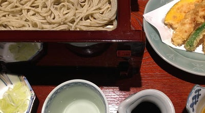 Photo of Japanese Restaurant 伝承美濃そば 吉照庵 at 米屋町25番地, 岐阜市 500-8046, Japan