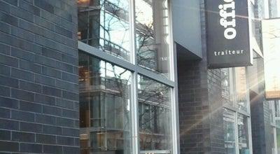 Photo of Sandwich Place Officina. at 455 Ave. Viger Ouest, Montréal, QC H2Z 1N7, Canada