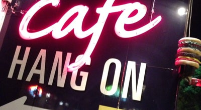 Photo of American Restaurant HANG ON★CAFE at 松丘町19-10, 枚方市 573-0012, Japan
