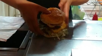 "Photo of Burger Joint Hamburguesas ""MON"" at Av. Juarez # 111-a, Uruapan 60050, Mexico"