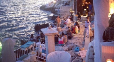 Photo of Nightclub Valentino Cocktail & Champagene Bar at Ulica Svetoga Krizha - Via Santa Croce 28, Rovinj 52210, Croatia