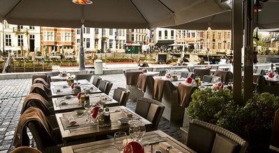 Photo of Belgian Restaurant Restaurant De Graslei at Graslei 7, Gent 9000, Belgium