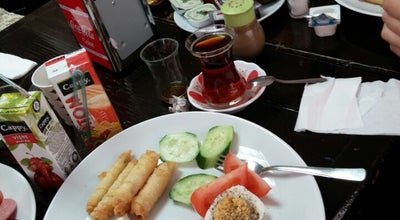Photo of Breakfast Spot Ankara Simit Sarayı at Antalya, Turkey