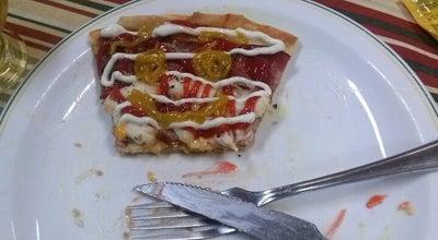 Photo of Pizza Place Tropical Restaurante at Rua. Major Pissarra, 68, Serra, Brazil