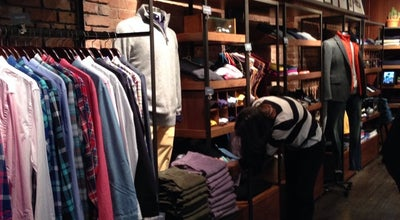 Photo of Men's Store Bonobos at 35 Crosby St, New York, NY 10013, United States