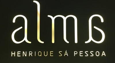 Photo of Portuguese Restaurant Alma at Rua Da Anchieta, 15, Lisboa 1200-023, Portugal