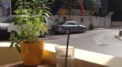 Photo of Coffee Shop Cafelix at Yohanan Hasandlar 23, Tel Aviv, Tel Aviv, Israel
