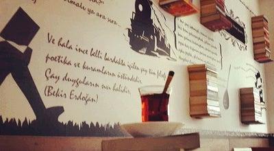 Photo of Bookstore Ceren Kitap Cafe at Tahmis Meydanı Oral İş Merkezi, Ptt Arkası, Edirne 22100, Turkey