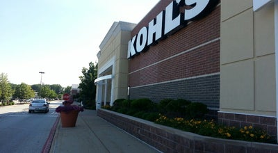 Photo of Department Store Kohl's at 7005 Market Place Dr, Aurora, OH 44202, United States
