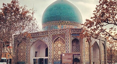Photo of Historic Site Green Dome | گنبد سبز at Akhond Khorasani St, مشهد, Iran